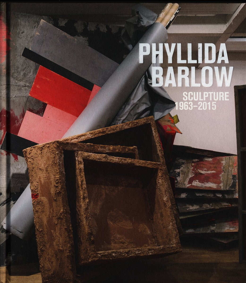 DAY7 of our 12 Books of Christmas comp! Flw & RT before 5pm to win Phyllida Barlow's beautiful Sculpture 1963-2015 https://t.co/64odfyJ3qb