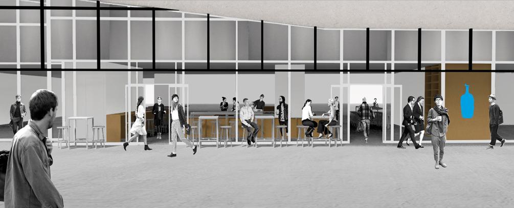 ブルーボトル、JR新宿駅新南口に2016年3月25日に開業する NEWoMan内に「ブルーボトルコーヒー 新宿カフェ(仮)」をオープン。合計45席で室内はスツール27席、スタンディング10席、外に8席の予定。 https://t.co/pfsMu82fBN