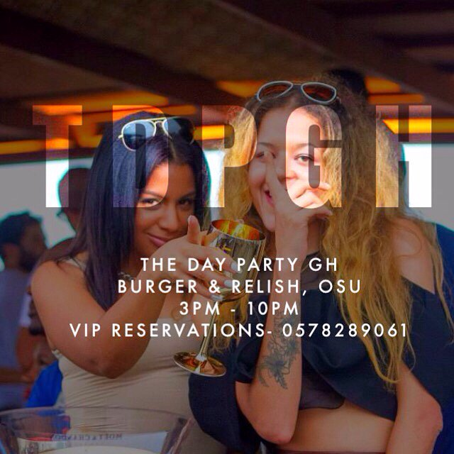 You Ready? @TheDayPartyGH is back!  December 19 @ Burger & Relish Secret Garden, 3PM - 10PM  #TheDayPartyGH https://t.co/h3c4q4iyyf