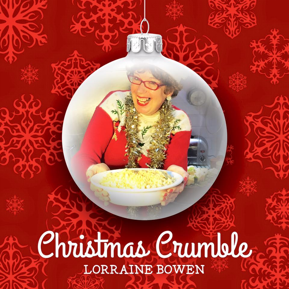 I've made a festive version of my @BGT hit, The #CrumbleSong - https://t.co/cwLPp4gBct Christmas Crumble for no 1! https://t.co/9O0KjndlLE