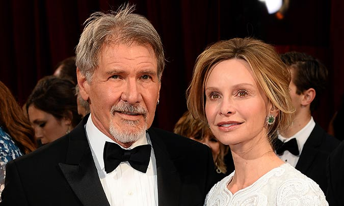 Harrison Ford has opened up about how Calista Flockhart supported him after his plane crash: