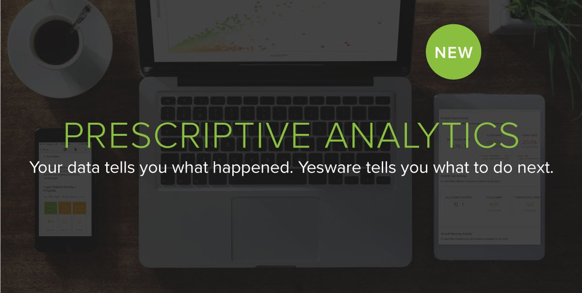 Your data tells you what happened. We show you what to do next. Meet Prescriptive Analytics https://t.co/MKSBLq6AIh https://t.co/8Np9vJ16mm