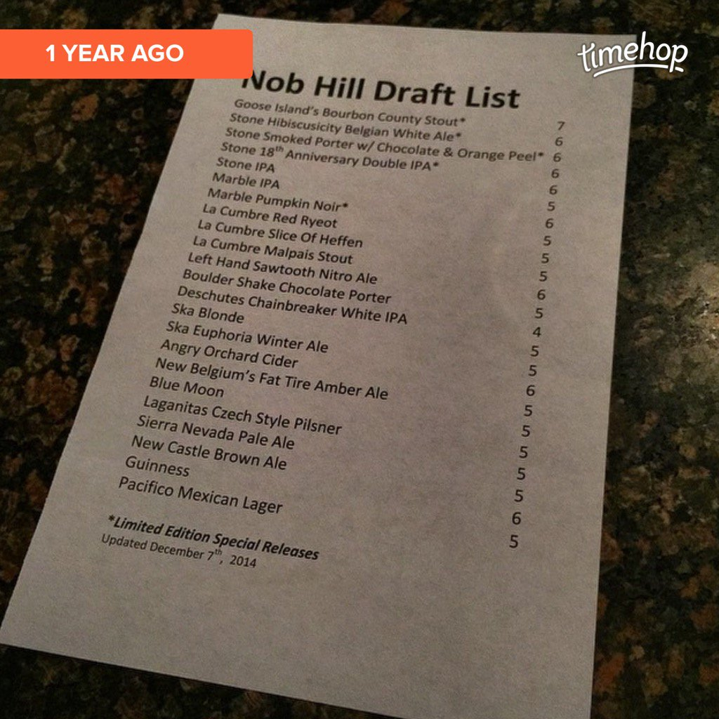 Wow, what a difference a year makes! @NHBG @thomasdecaro @nmdarksidebc https://t.co/WsDKLpGVTK