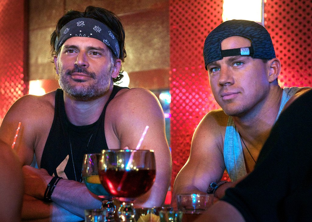 Channing Tatum reveals how Joe Manganiello's Magic Mike wedding dance went down: