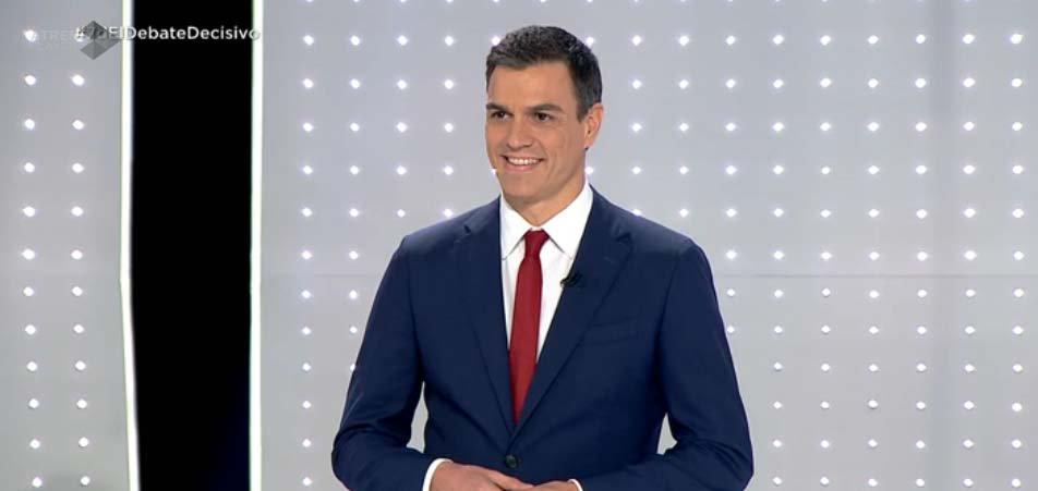 .@sanchezcastejon Los sondeos precocinados nos animan a ganar las elecciones. #7dElDebateDecisivo https://t.co/DCp33i6ZBR