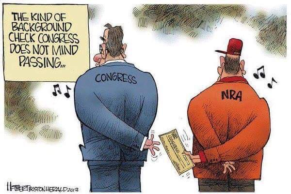 NRA doesn't mind passing background checks after-all. https://t.co/9YBsdAs6qN