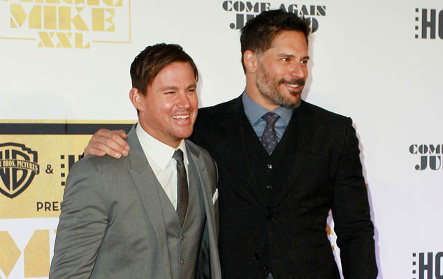 Channing Tatum reveals how Joe Manganiello's Magic Mike wedding dance actually went down: