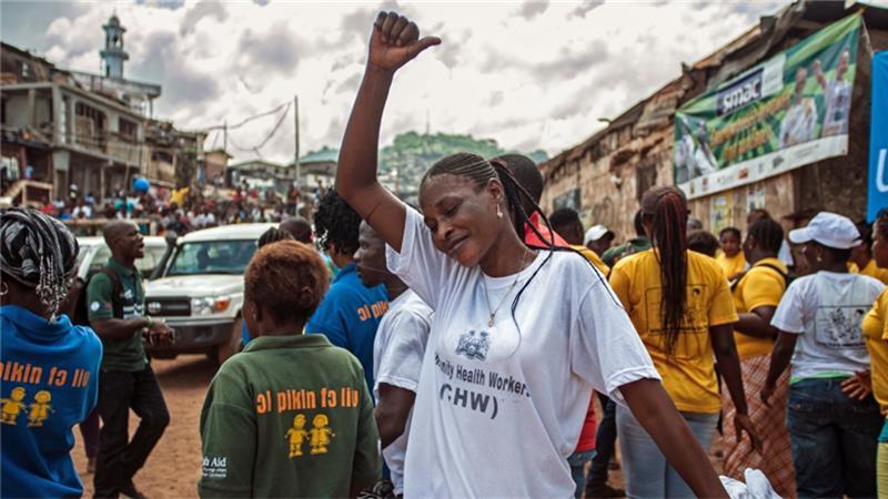 Ebola-free Sierra Leone cleared to host football matches again