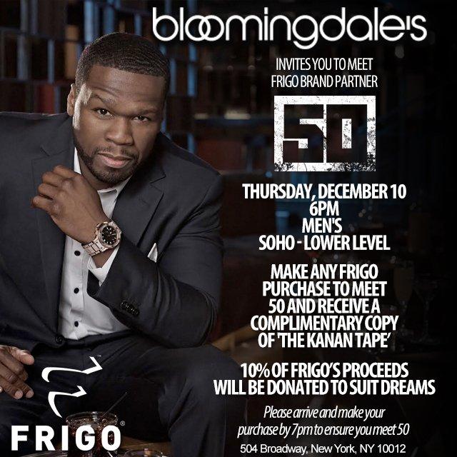 NYC dont miss this on THURSDAY at Bloomingdales  #FRIGO #EFFENVODKA #SMSAUDIO https://t.co/vLBC1uE75O