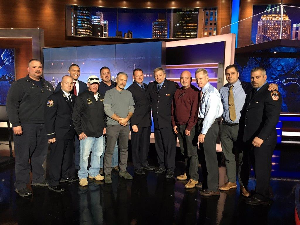 John Feal & Jon Stewart want your help getting the Zadroga Act passed https://t.co/aTBWC2z42P #worstresponders https://t.co/enoV5CAUX6