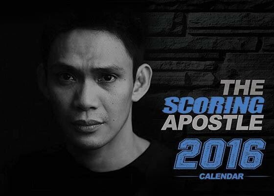 Limited stocks only! With signature from @pjs08