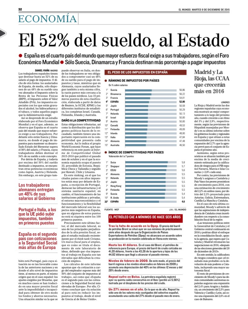 Esfuerzo fiscal #España https://t.co/AelV9RcpRm