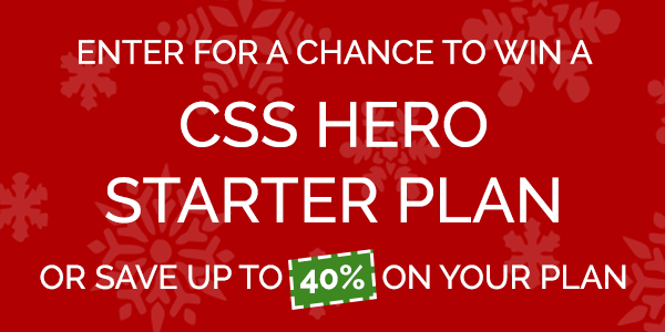 Learn about how awesome @CSS_Hero is for customizing #WordPress and enter our #giveaway https://t.co/nccpX3xSGM https://t.co/03NOYOJoCs