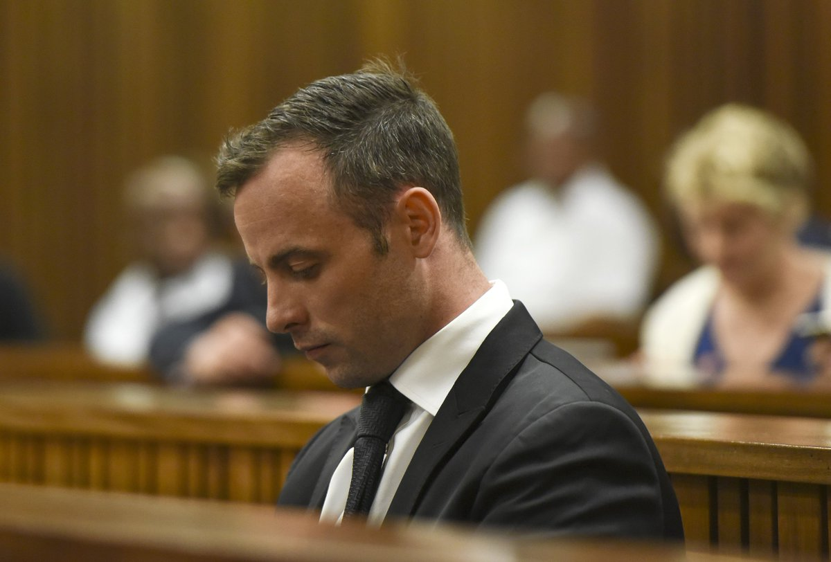 LATEST: Oscar Pistorius has been granted bail by a South African judge: