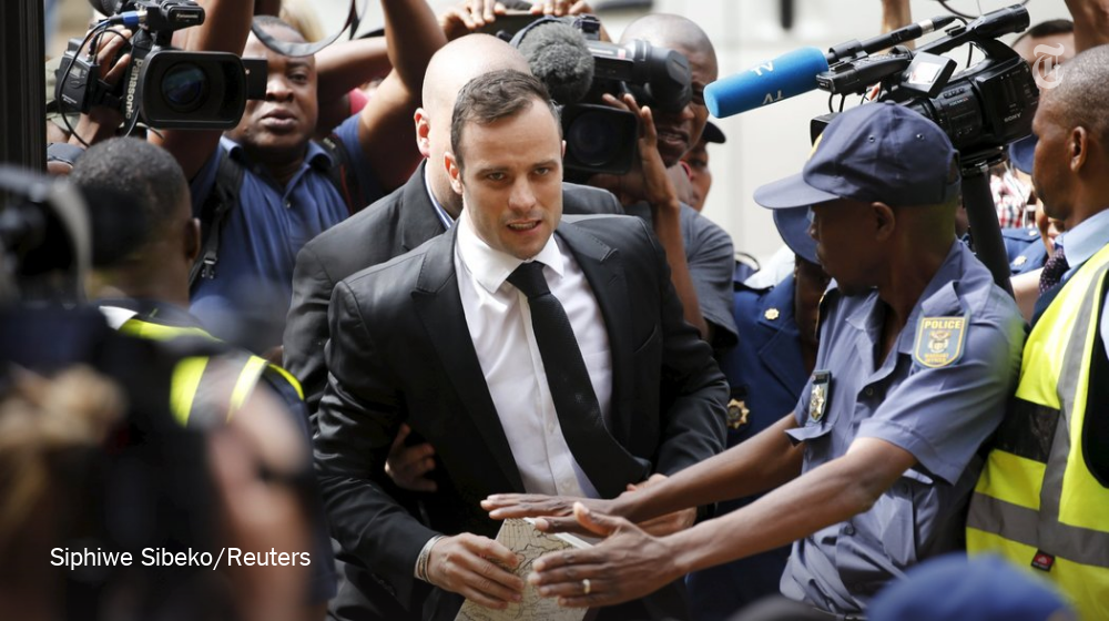 Oscar Pistorius has been granted bail ahead of being sentenced for killing his girlfriend