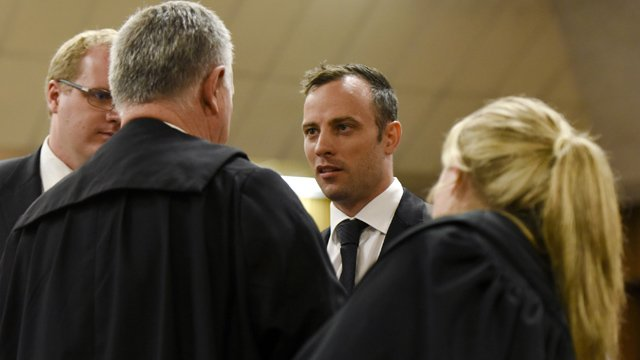 'Blade Runner' Oscar Pistorius granted bail ahead of sentencing for murder conviction