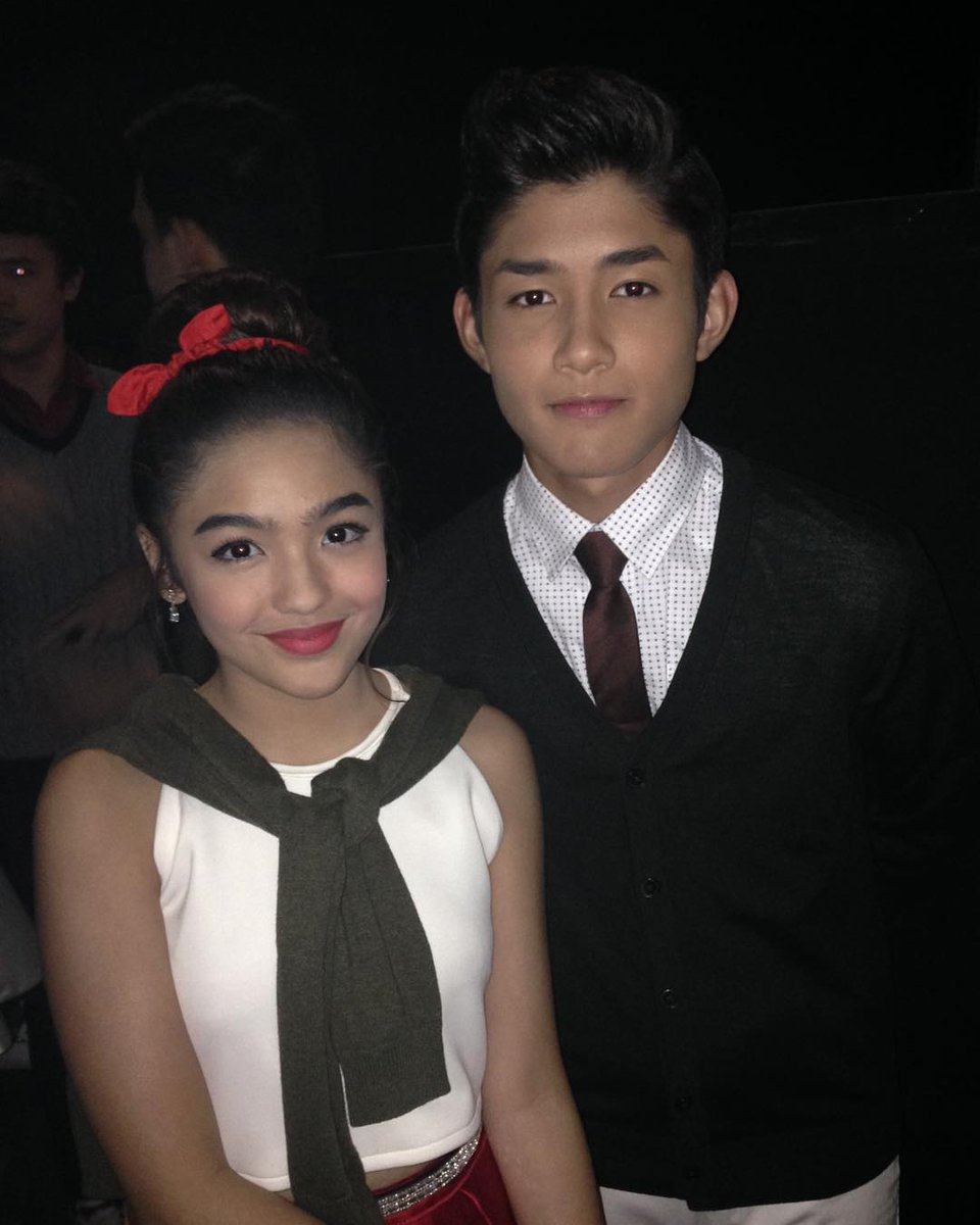 Abs Cbn Latest News Update: Grae Fernandez And Andrea Brillantes Are Also At The 2015