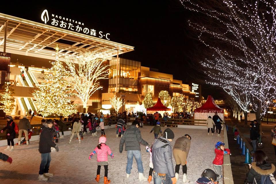 19日の土曜日から、来年1月11日まで、流山おおたかの森駅南口広場に、赤坂サカス、横浜馬車道にならぶ、おおたかの森mo-rinkが登場します。時間は午前10時から午後10時まで毎日オープン。お友達お誘いの上、お出かけください。 https://t.co/O6IgH0zMBP