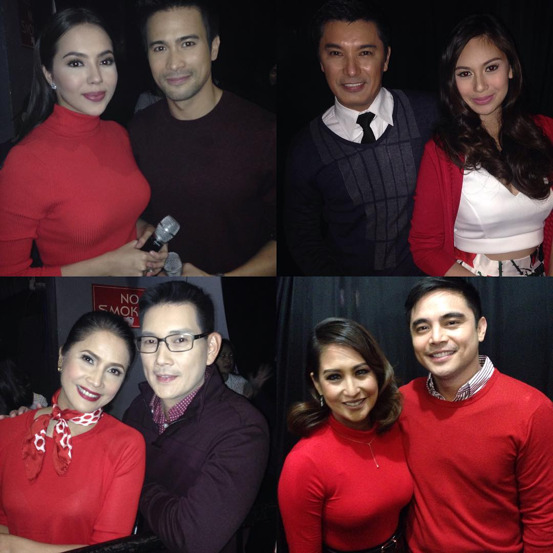 Abs Cbn Latest News Update: Kapamilya Loveteams Set To Entertain The Crowd At The 2015