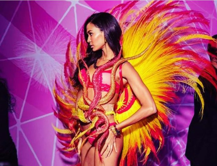 RT @joansmalls: I'm watching tonight...are you? @VictoriasSecret Fashion Show on #CBS https://t.co/deoSi8Al9w