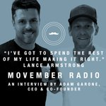 RT @Movember: In this exclusive episode of Mo Radio #Movember CEO @AdamGarone interviews @lancearmstrong https://t.co/WUIvEonBat https://t.…