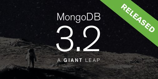 MongoDB 3.2 is generally available to all users. Download now. https://t.co/VyWEMANFGZ https://t.co/4NAEsVX1jO