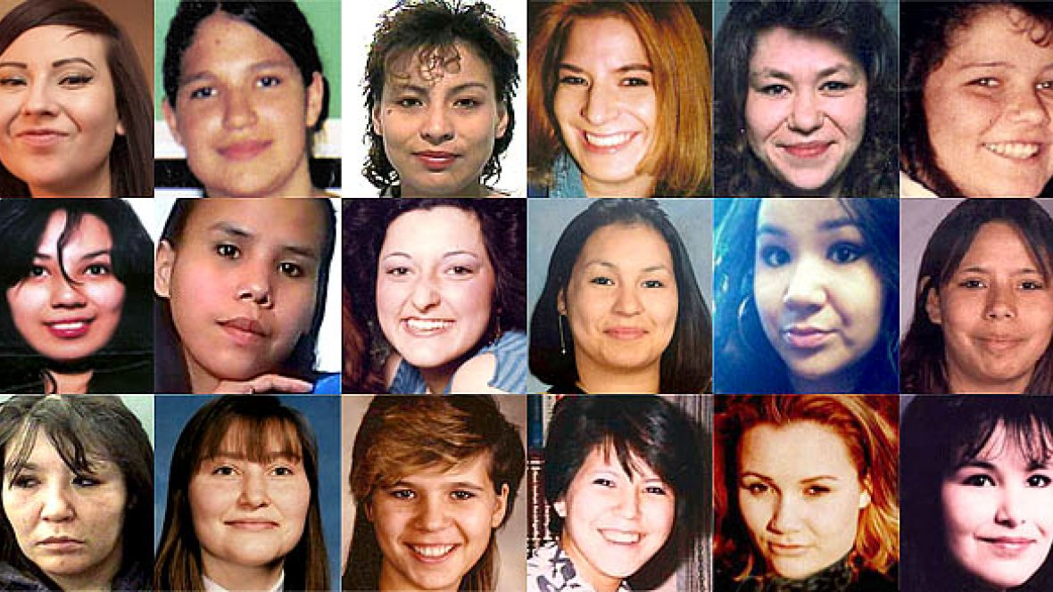 For 24 hrs, we'll be tweeting stories of 252 #MMIW whose cases remain unsolved. Here's why: https://t.co/bIRkGgvdDY https://t.co/kMKHiz6vue