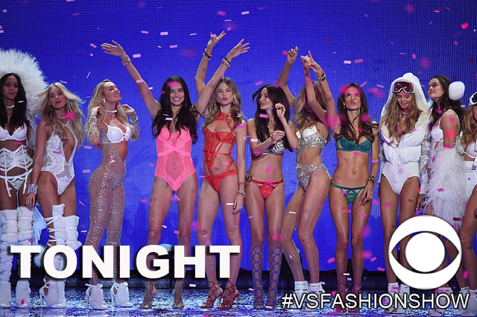 TONIGHT #VSFashionShow