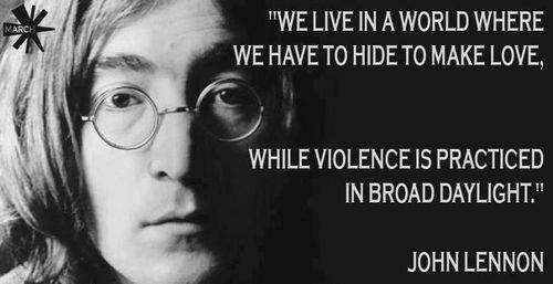 Can't believe it has been 35 years since #JohnLennon death. His activism for peace rings even more true today. https://t.co/6oLMo1TxfV