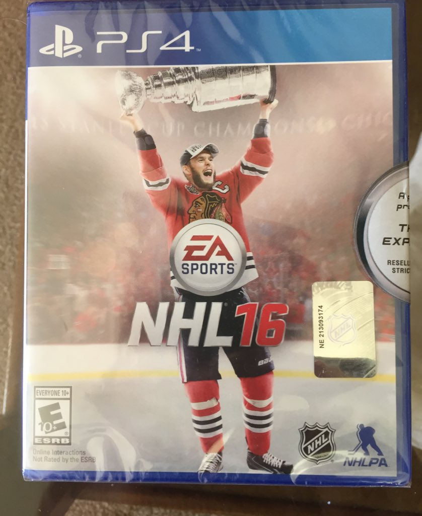 Retweet & follow me to be entered to win this @EASPORTSNHL 16   I will give away tonight after @lakings game https://t.co/JPOxFGVdRM