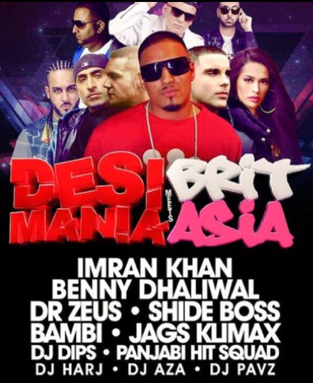 Tomorrow Night - the final stop!!  BritAsia Uni Tour at @O2InstituteBham A Night not to  be missed! https://t.co/zzazZ7I8ZT