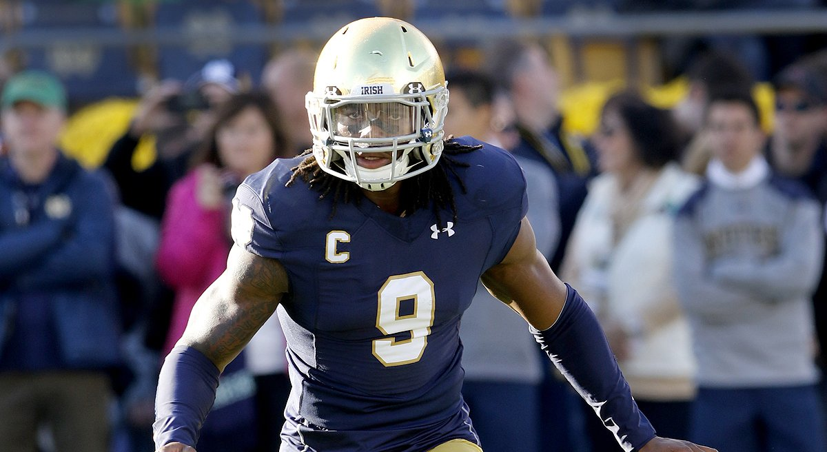 Jaylon Smith wins the Butkus Award for the nation's top linebacker. https://t.co/yOBsMJB8YU