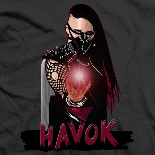 Make sure you Check Out HAVOK DEATH MACHINE @FearHavok's T-Shirt Store at @ProWrestlingTs ~  https://t.co/QniS9vHoBC https://t.co/QMf7o3xoGK