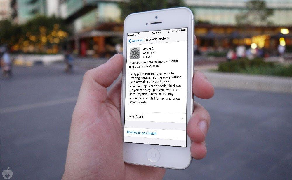 SelaMac datang iOS 9.2! Ada banyaaak banget catatan update kali ini. Cek & jangan lupa RT! https://t.co/1EaZDgfZ5B https://t.co/Z4lgT1fyRC