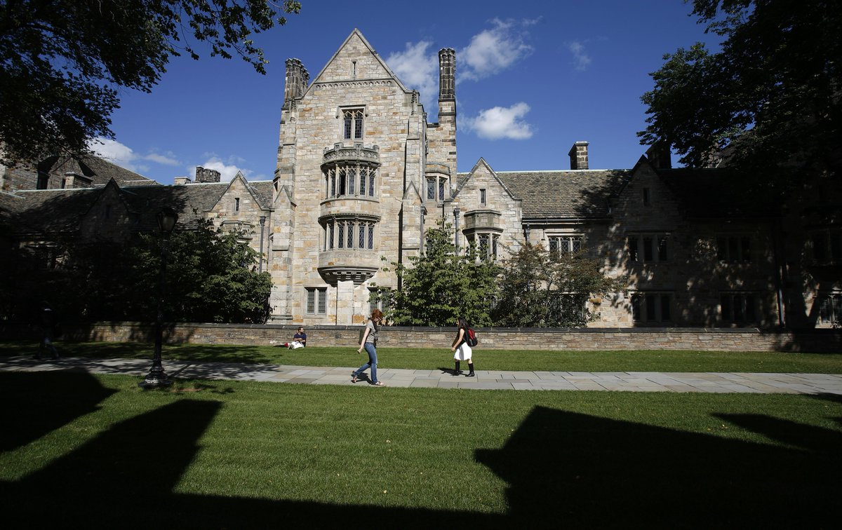 Yale faculty member resigns after Halloween email flap via @NBCConnecticut