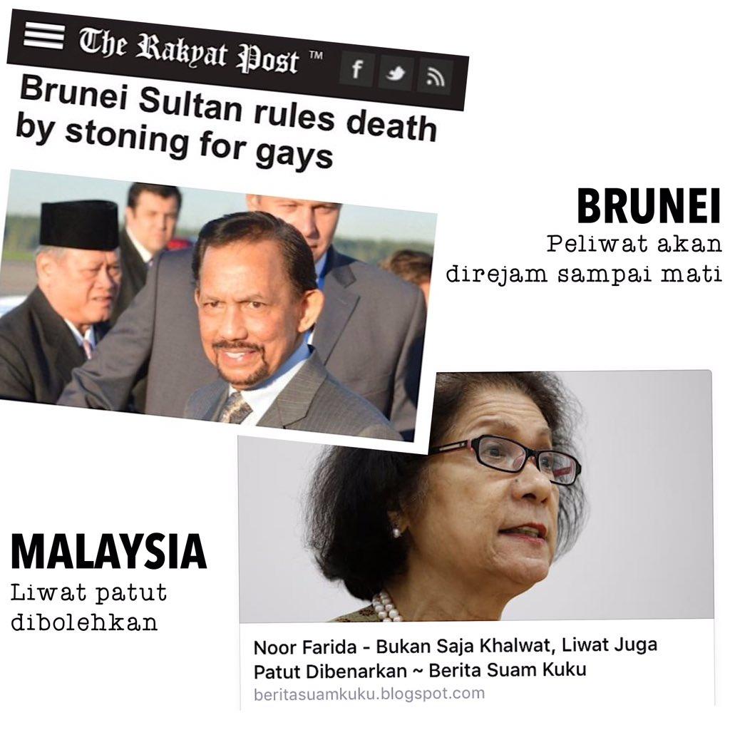 Semoga Allah memelihara Malaysia daripada bala bencana akibat kelancangan golongan seperti wanita ini! https://t.co/weAdjvVWzt