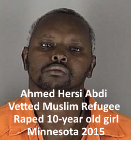 Minneapolis: Muslim #refugee brutally rapes 10-year-old girl, media silent https://t.co/U2LYmUgqfl #sgp #tcot #leo https://t.co/r78W4UHfgh