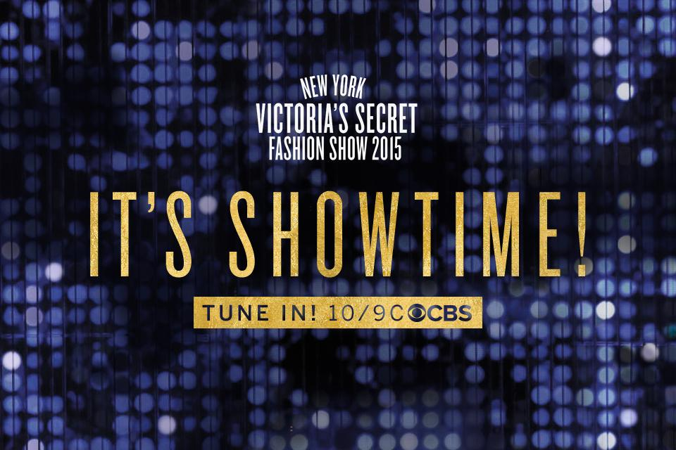 DROP EVERYTHING: The #VSFashionShow STARTS NOW on @CBS. Don't miss a second of it. https://t.co/lQyGE2yDwq https://t.co/zmVS7blOdZ
