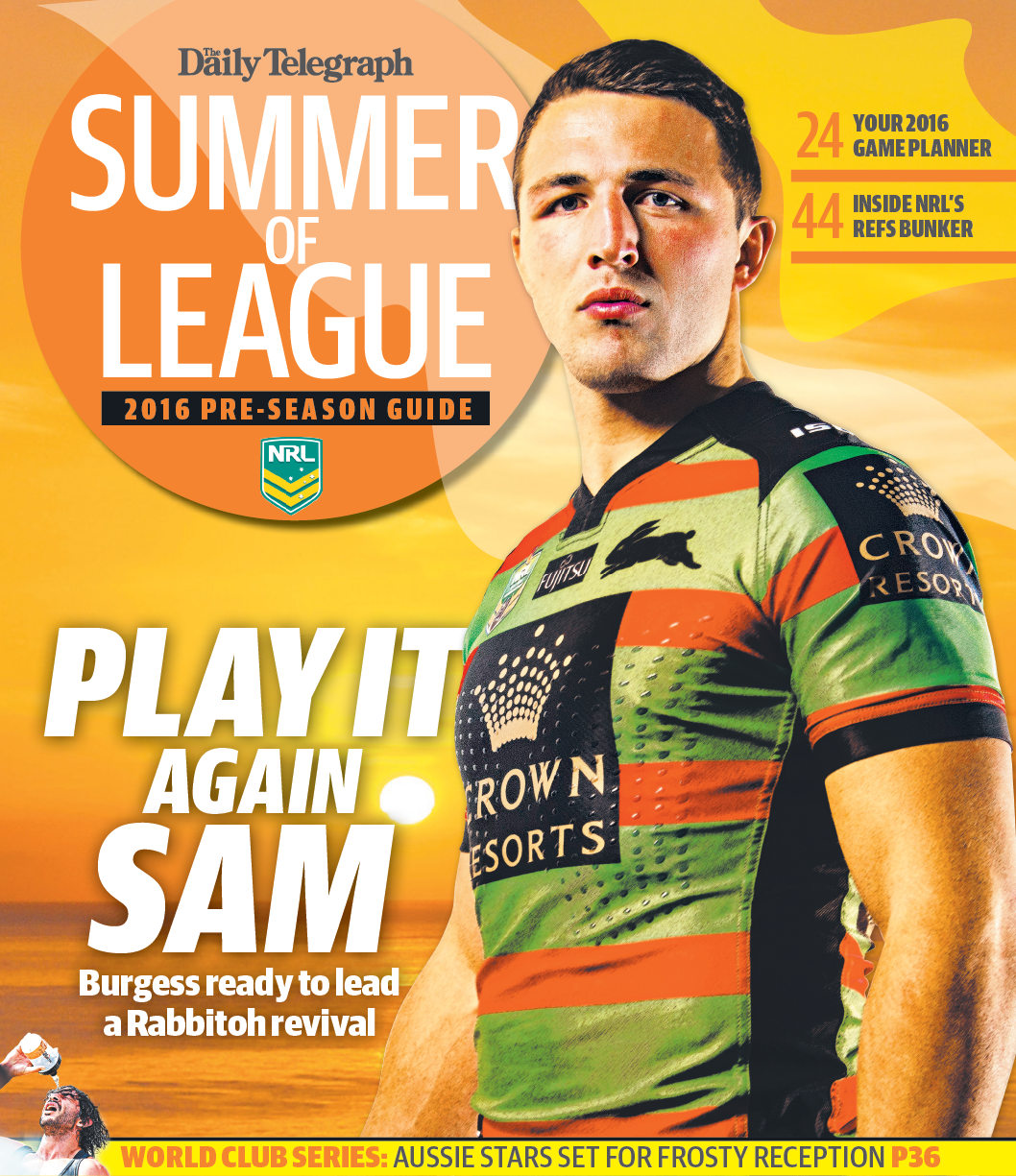 CHECK OUT  tomorrow's @telegraph_sport for your Summer Of League magazine! https://t.co/WnxkgY9GYq