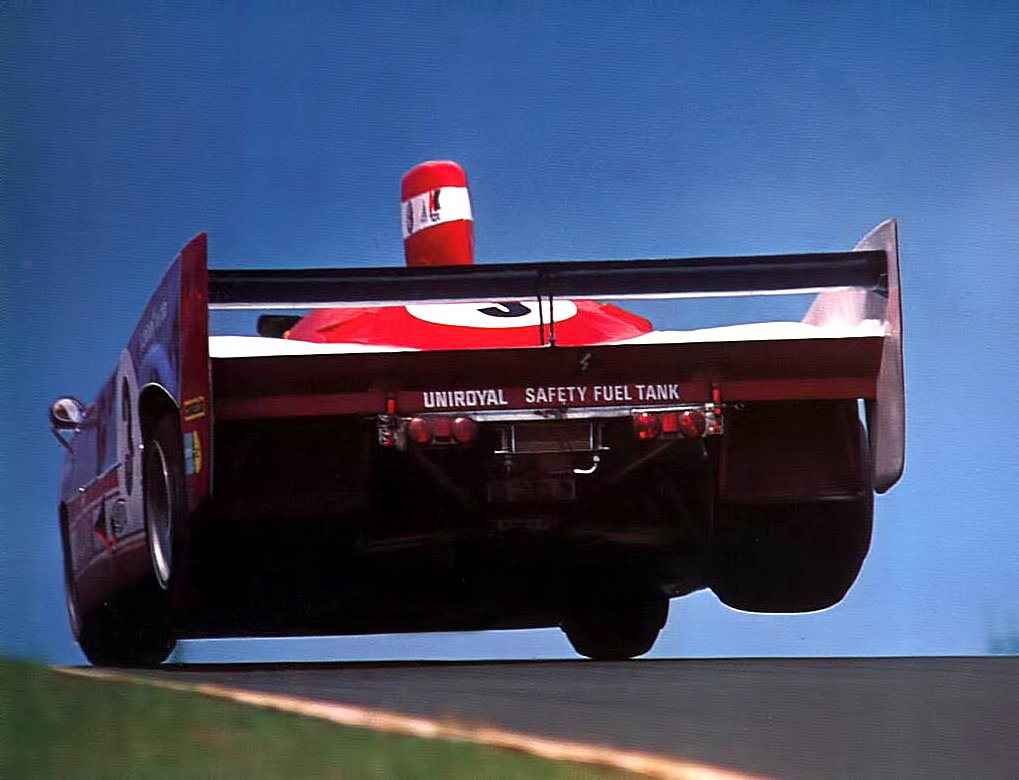 Pedal to the metal in an Alfa Romeo TT33-TT-12 on the Nordschleife. https://t.co/mkulDizeSY