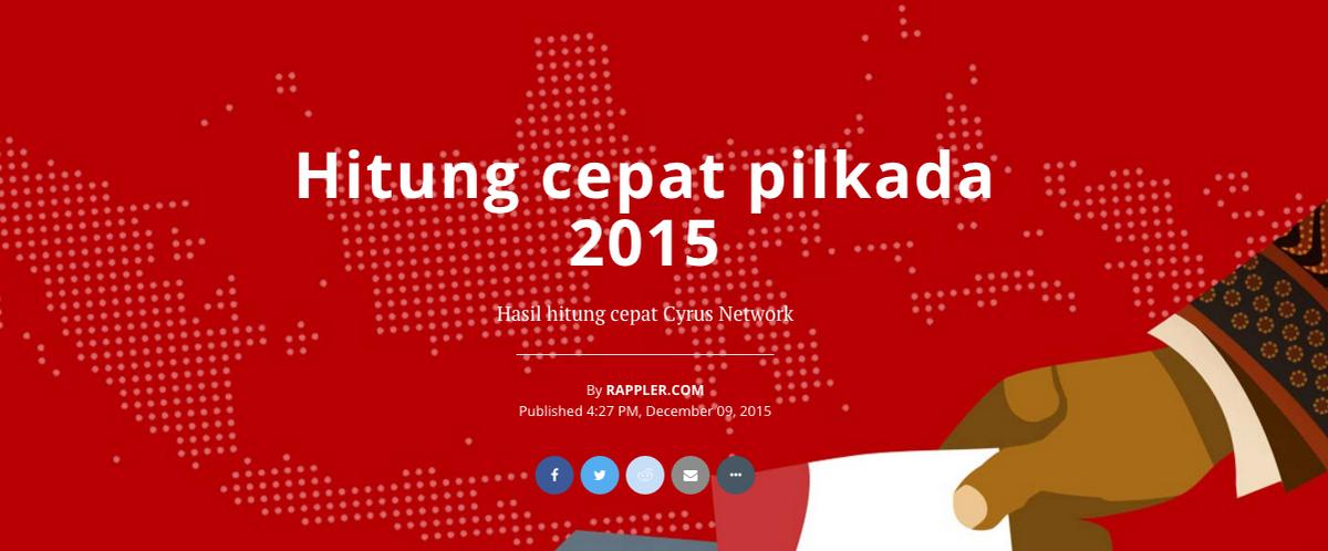 Hasil Pilkada Atau Pilbup Kabupaten Sragen - AnekaNews.net