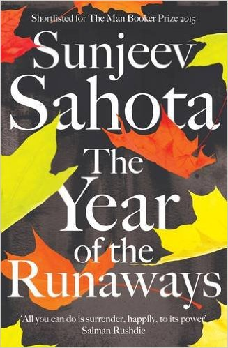 Day9's prize in our 12 Books of Christmas comp is Sunjeev Sahota's The Year of the Runaways. Flw & RT by 5pm to win! https://t.co/6v6DvguwIs