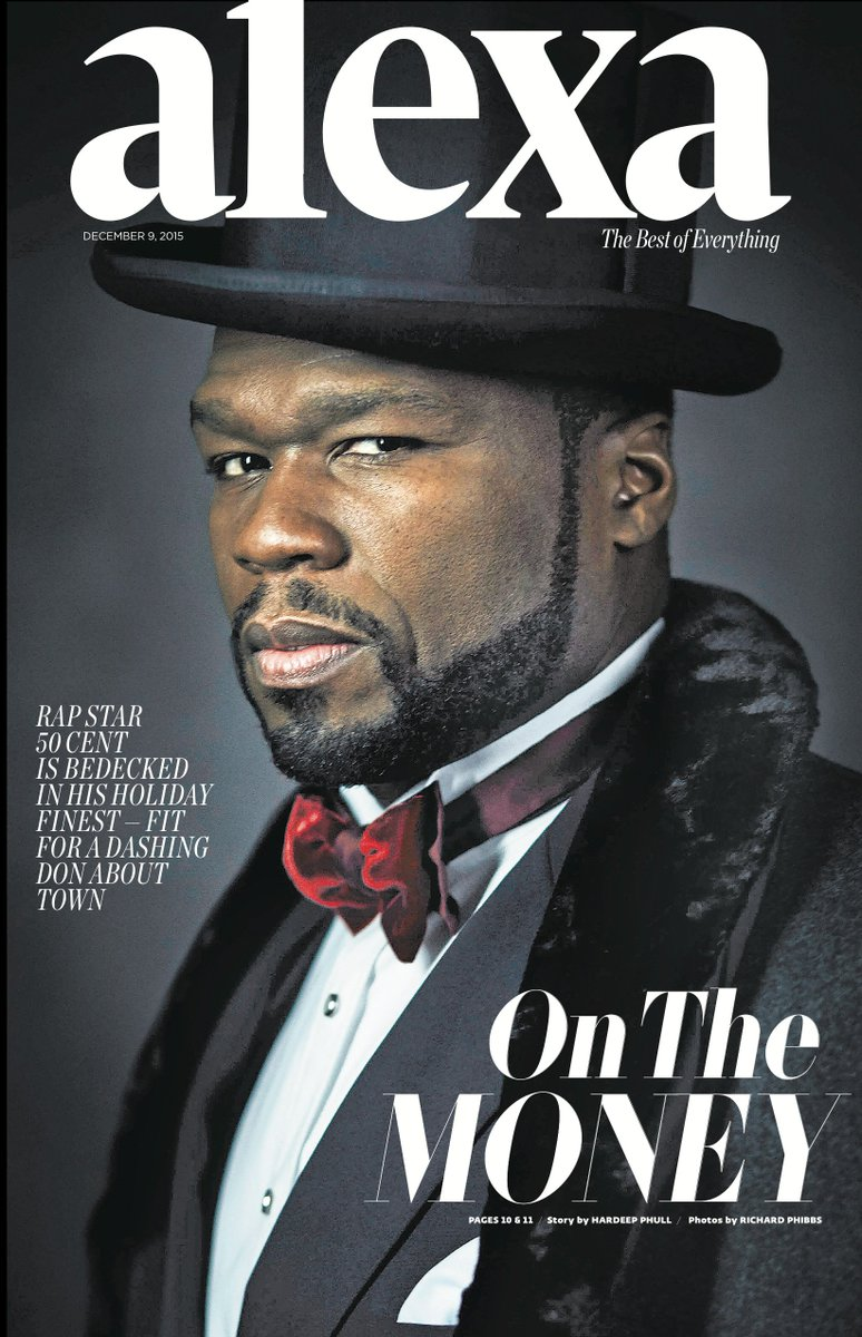 New magazine COVER. When I clean up, I clean up for real. @nypfashion @alexa_nypost  https://t.co/8LcVw8G8Q9 https://t.co/k9MD1xZaE1