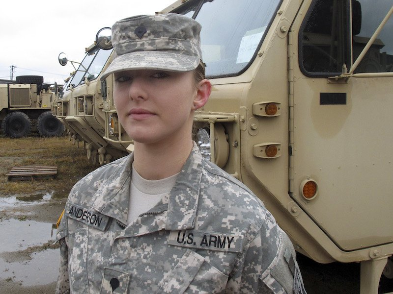 Skyler Anderson On Being The Nation's First Female Combat Engineer https://t.co/cB9k6pMFsG #VT https://t.co/xZBOCcC3e1