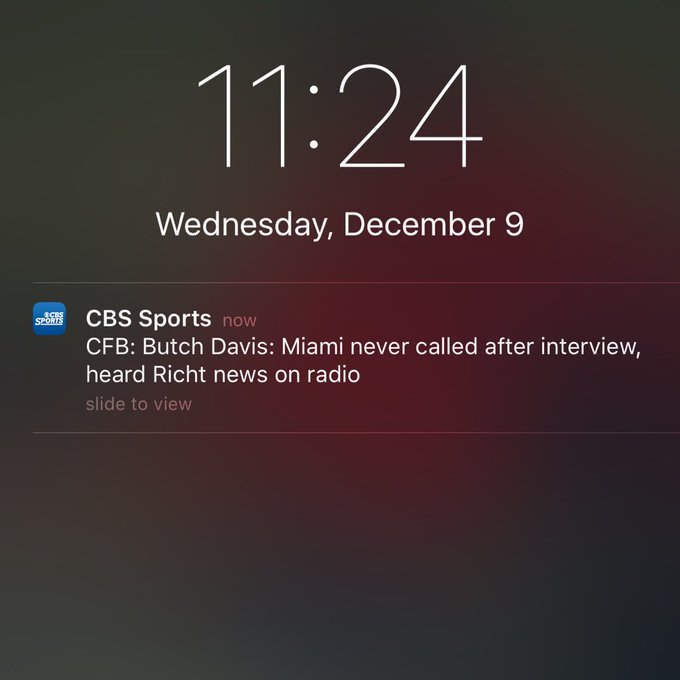 Damnnnn Miami is THAT asshole you thought you hit it off with and never hear from again ? https://t.