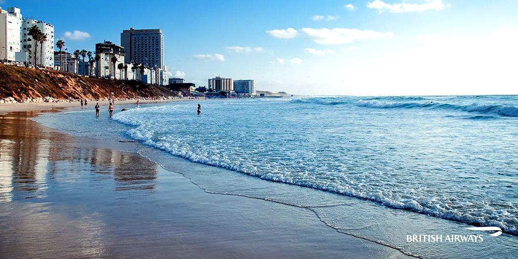 From beaches to bauhaus, popular destination TelAviv has it all. What's your top tip?