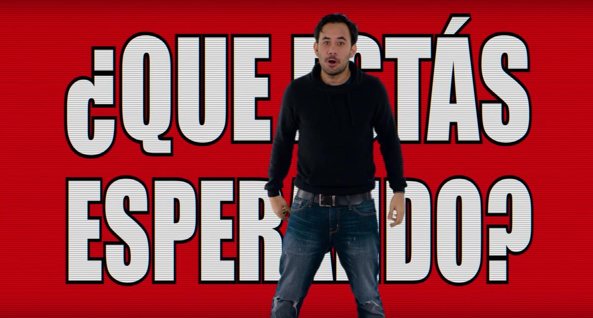 Lo más inspirador del #YouTubeRewind 2015! Es @werevertumorro con el discurso de Labeouf https://t.co/TO1SYttZRu https://t.co/TQRN6g28Nt