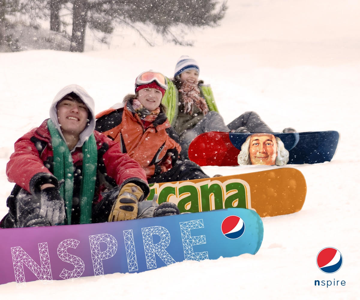 Can't wait for PepsiCo #NSPIRE this weekend @ #Breck. Snow + free @Quaker + custom @Tropicana mix? Yes please. #ad https://t.co/Wt4ym0WQ7O