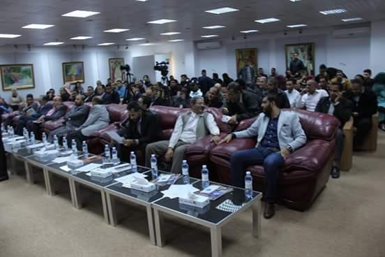 #ليبيا_الآن وزارة الثقافة في #طرابلس تكرم أعضاء حملة #النظافة ثقافة https://t.co/ddniVcjS9H