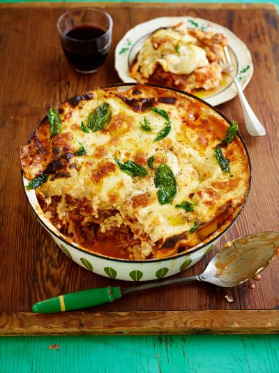 #RecipeoftheDay - This incredible leftover #lasagne with beautiful vegetables is heavenly! https://t.co/BkjKZltAm8 https://t.co/hbSojzWgVd